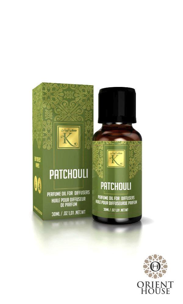 Huile Parfumée d'Ambiance Oud Afgano Karamat Collection